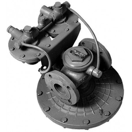 Регулятор давления газа (РДБК1) РДБК 1-200В/140