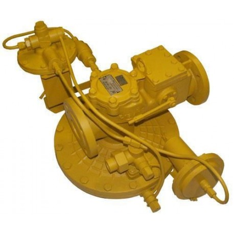 Регулятор давления газа РДГ-50НМ/45