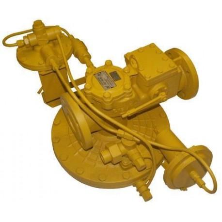 Регулятор давления газа РДГ-80ВМ