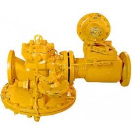 Регулятор давления газа РДГБ-50В/35
