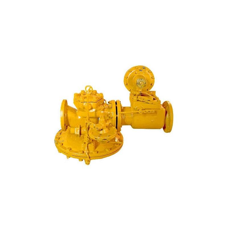 Регуляторы давления газа блочные РДГБ-50, РДГБ-100