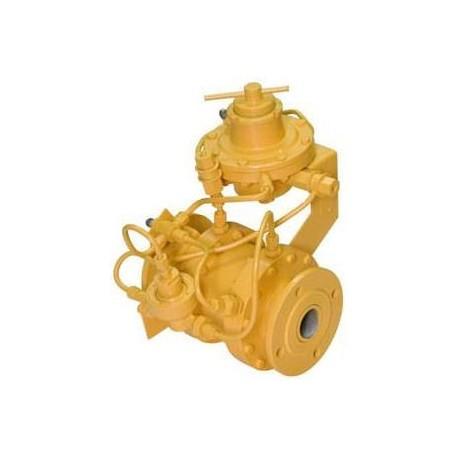 Регулятор давления газа РДГП-50В
