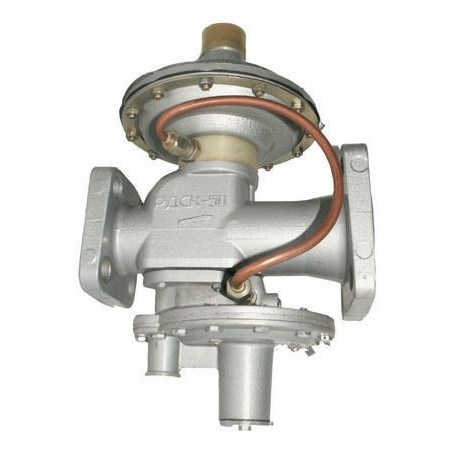 Регулятор давления газа РДСК-50М-1