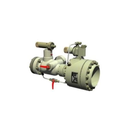 Регулятор давления газа РДМ 80/200-К04