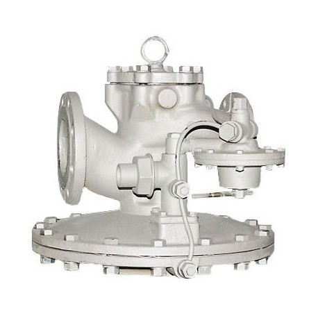 Регулятор давления газа РДУК2Н-100/70
