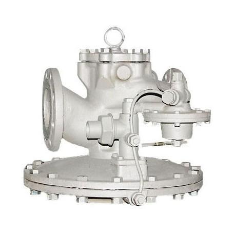 Регулятор давления газа РДУК2В-200/140