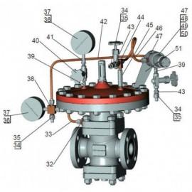 Регулятор давления газа РД-50-64