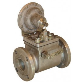 Клапан предохранительный запорный КПЗ-100Н