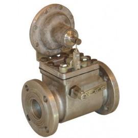Клапан предохранительный запорный КПЗ-100С