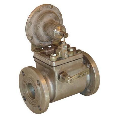 Клапан предохранительный запорный КПЗ-50Н