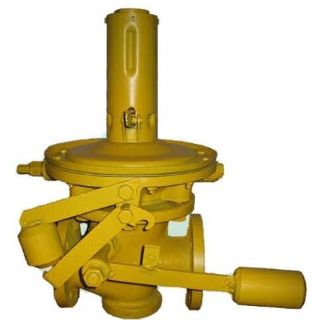 Клапан предохранительный запорный ПКВ-100