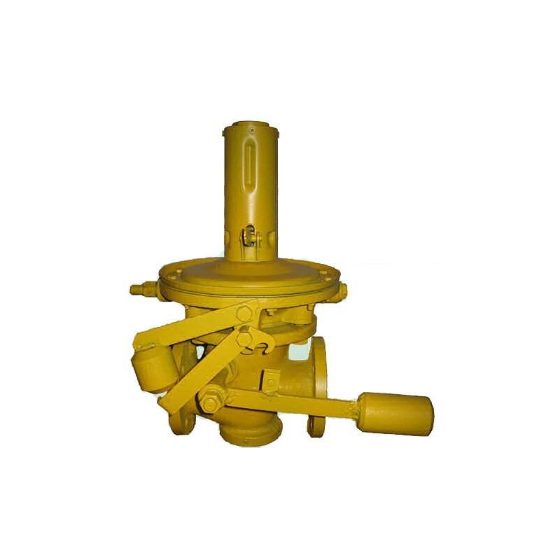 Клапан предохранительный запорный ПКН (ПКВ)-50