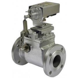 Клапан предохранительный запорный электромагнитный КЗГЭ-100В