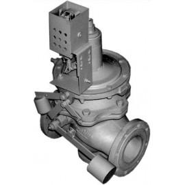 Клапан предохранительный запорный электромагнитный ПКЭВ-100