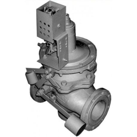 Клапан предохранительный запорный электромагнитный ПКЭВ-50