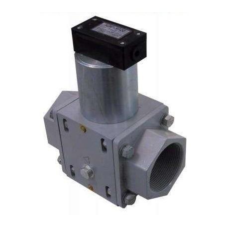 """Клапан электромагнитный КЭГ 9720 Ду 32 1 1/4"""" 220В муфтовый"""