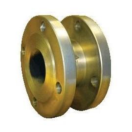 Клапан термозапорный КТЗ 001-80-Ф фланцевый