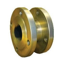 Клапан термозапорный КТЗ 001-150-Ф фланцевый