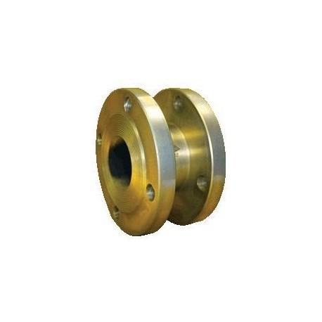 Клапан термозапорный КТЗ 001-100-02-1.6 фланцевый