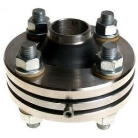 Изолирующее фланцевое соединение (фланец изолирующий) ИФС-125-0.6 (6) Ду 125 Ру0.6 МПа (Ру6 атм)