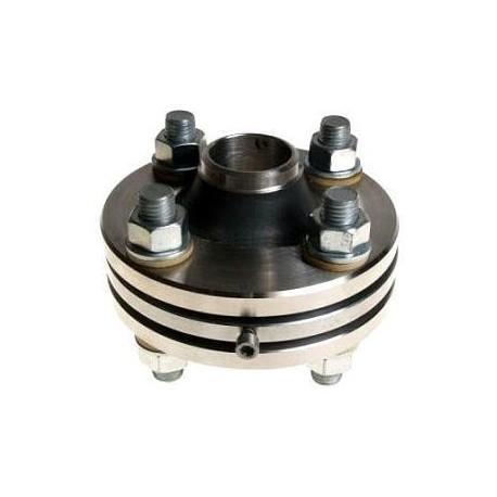 Изолирующее фланцевое соединение (фланец изолирующий) ИФС-400-10.0 (100) Ду 400 Ру10.0 МПа (Ру100 атм)