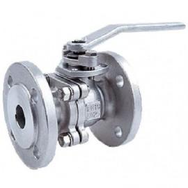 Кран шаровый газовый 11нж41нж фланцевый КШ-25-16 (-1.6 МПа)