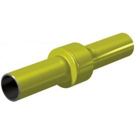 Изолирующее фланцевое соединение (фланец изолирующий) ИФС-125-4.0 (40) Ду 125 Ру4.0 МПа (Ру40 атм)