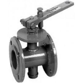 Заслонка дроссельная ЗД-250 Pу 0.1 МПа (газ)