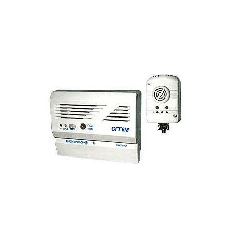 Сигнализатор горючих газов СГГ-6М-П10 40/220В