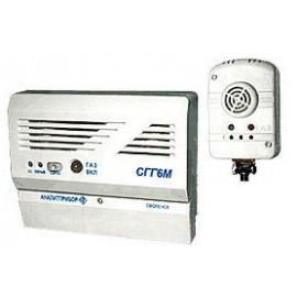 Сигнализатор горючих газов СГГ-6М-П10(С) 220В