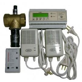 Система автоматического контроля загазованности САКЗ-МК-2-НД. Ду 20. СН+СО