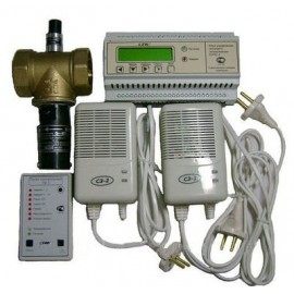 Система автоматического контроля загазованности САКЗ-МК-2-НД. Ду 25. СН+СО