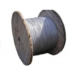 Проволока биметаллическая сталеалюминиевая БСА диам. 5.1 мм.. кг.
