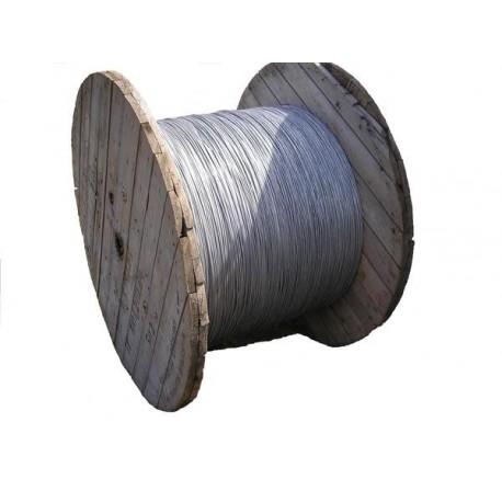 Проволока биметаллическая сталеаллюминиевая БСА диам. 5.1 мм.. кг.