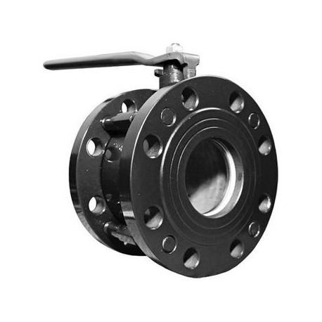 Кран шаровый газовый 11лс41нж под приварку КШ-40-40 (-4.0 МПа)