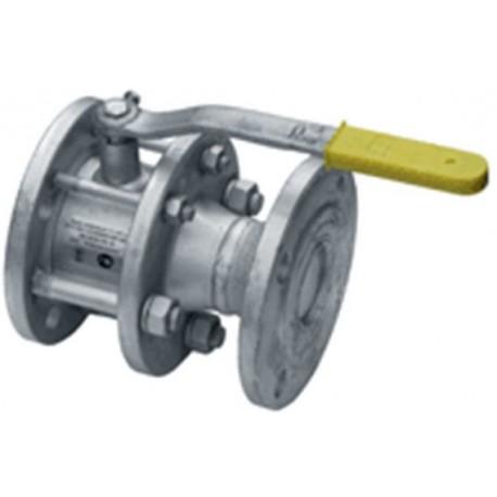 Кран шаровый газовый 11нж41нж фланцевый КШ-100-16 (-1.6 МПа)
