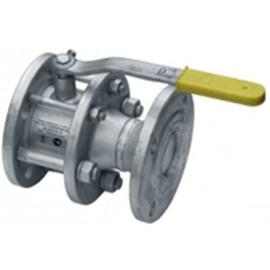 Кран шаровый газовый 11нж41нж фланцевый КШ-125-16 (-1.6 МПа)