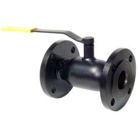 Кран шаровый газовый под приварку 11с33п Ду65 Ру16