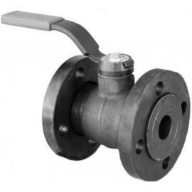 Кран шаровый газовый ГШК-40-2.5-Ф Ру2.5 МПа Ду40 фланцевый