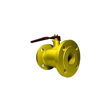 Кран шаровый газовый КШГ-65-1 Ру1.6 МПа Ду65 фланцевый