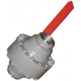 Кран шаровый газовый МА39002 Ду50 Ру80 под приварку