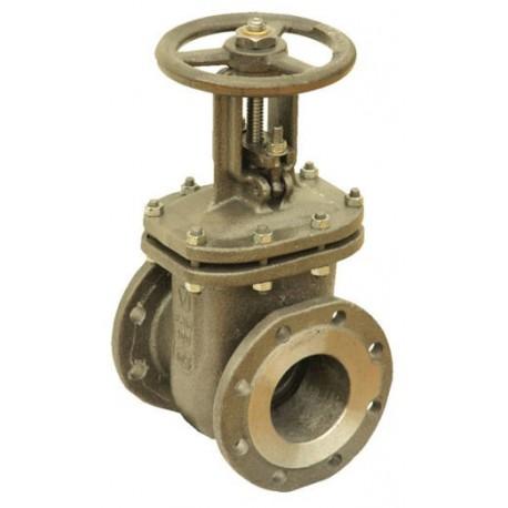 Задвижка клиновая литая ЗКЛ2 80-63 ХЛ1 30лс76нж1 (газ) фланцевая (клим.исп. ХЛ1) сталь 09Г2С