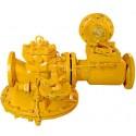 Регулятор давления газа РДГБ